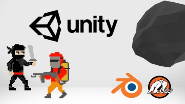 Unity Game Mechanics Mastery and Blender 3D Modeling ...