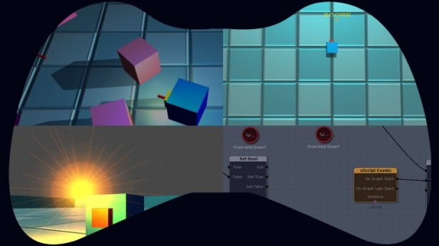 how to develop in unity